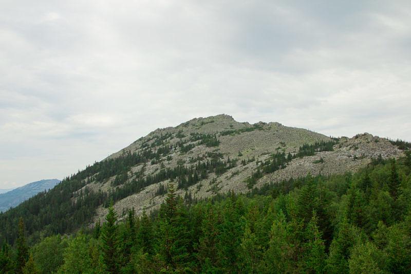 Хребет Кумардак