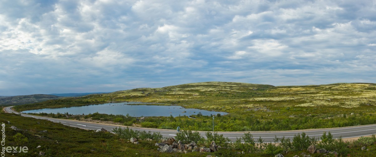 Дорога на Печенгу