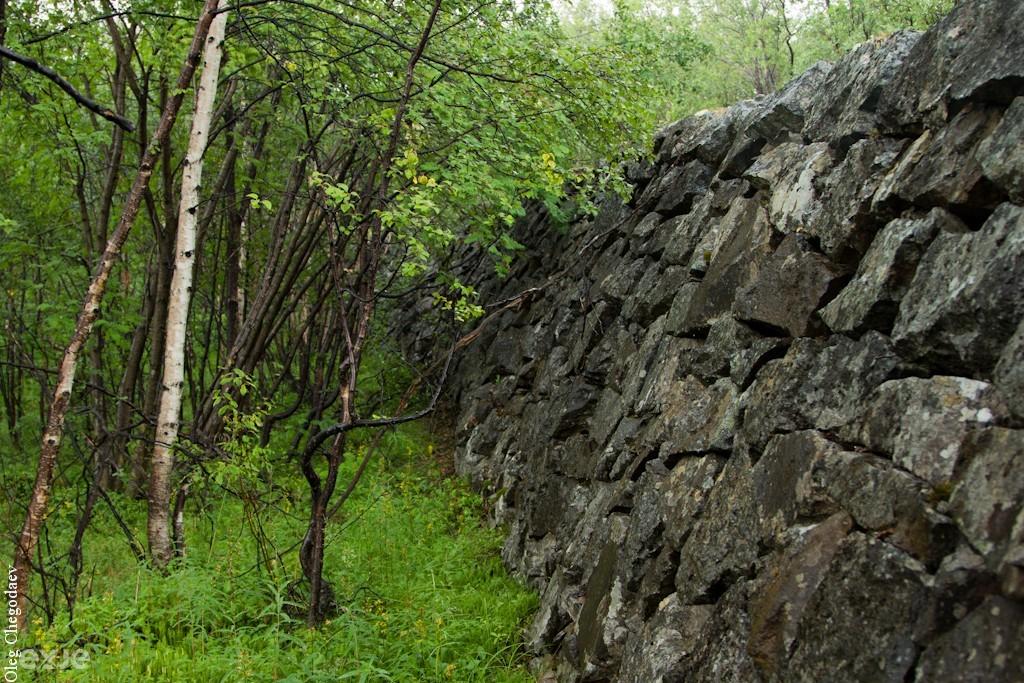 Старая немецкая дорога, Кольский полуостров