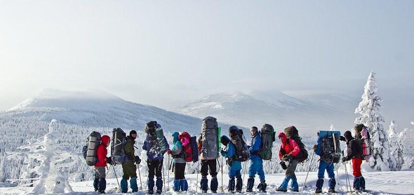 Лыжный поход по Южному Уралу (Хребты Нургуш, Зигальга, Бахты)