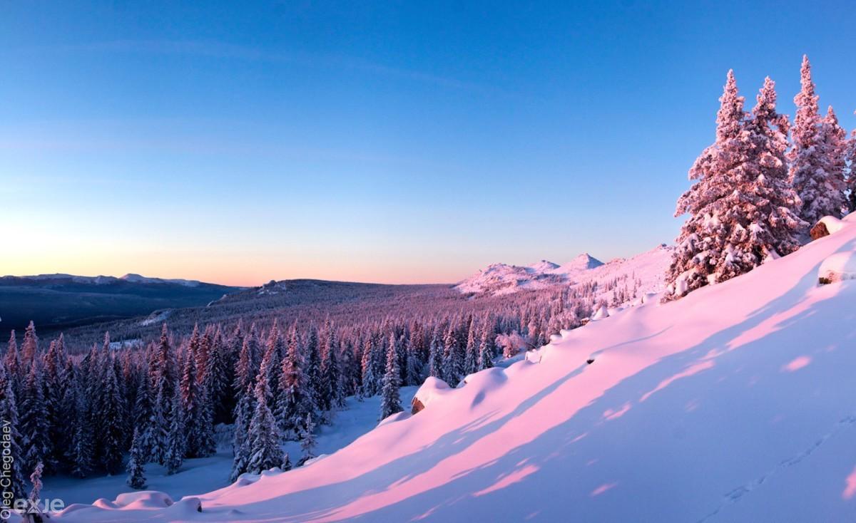 Зимний Нургуш