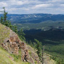 Южный Урал NonStop Хребет Крака. (карты +GPS track)