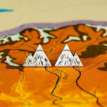 Серьги ПИК (горы)