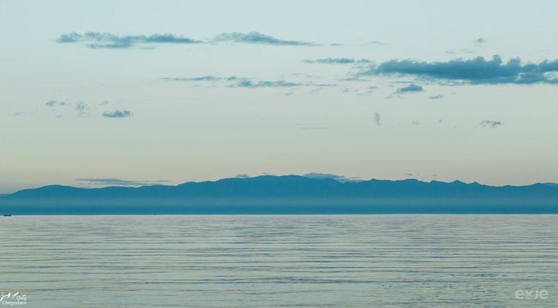 Путешествие по Байкалу на байдарке