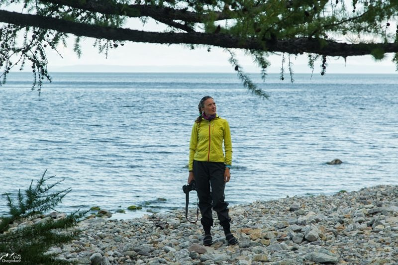Путешествие по озеру Байкал на байдарке