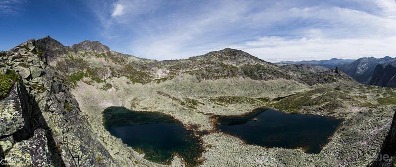 Озеро восьмерка, Ергаки