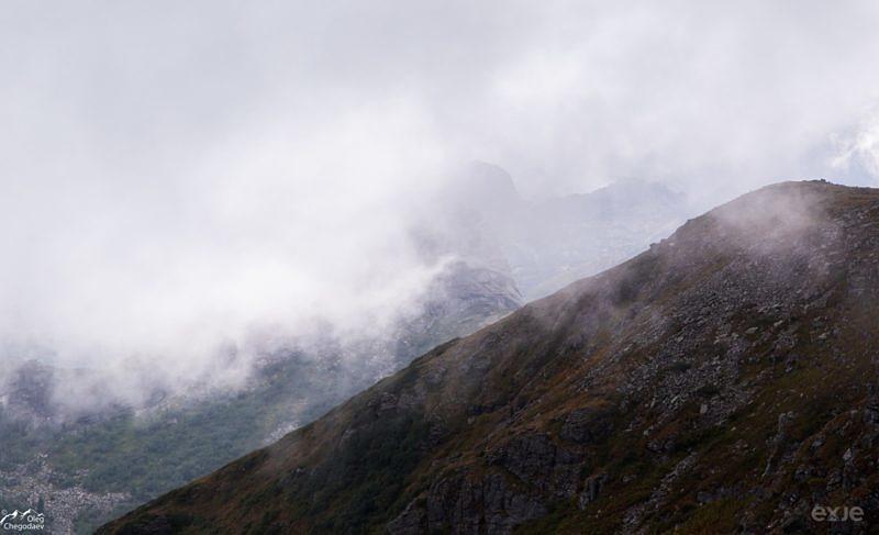 Горный поход по природному парку Ергаки