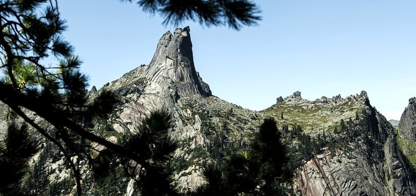 Природный парк Ергаки