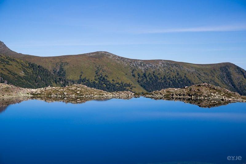 Озеро Северное, Ергаки