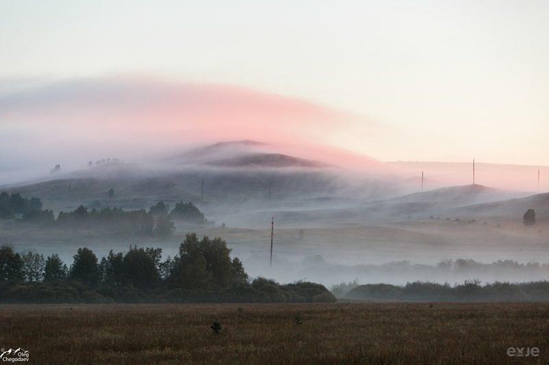Башкирия, территория спокойствия