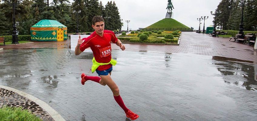 Уфимский марафон 2016  – глазами бегущего фотографа.