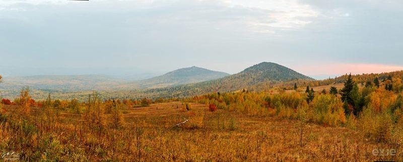 Вершины Дунансунган и Каинтюбе