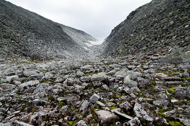 Ледниковый желоб