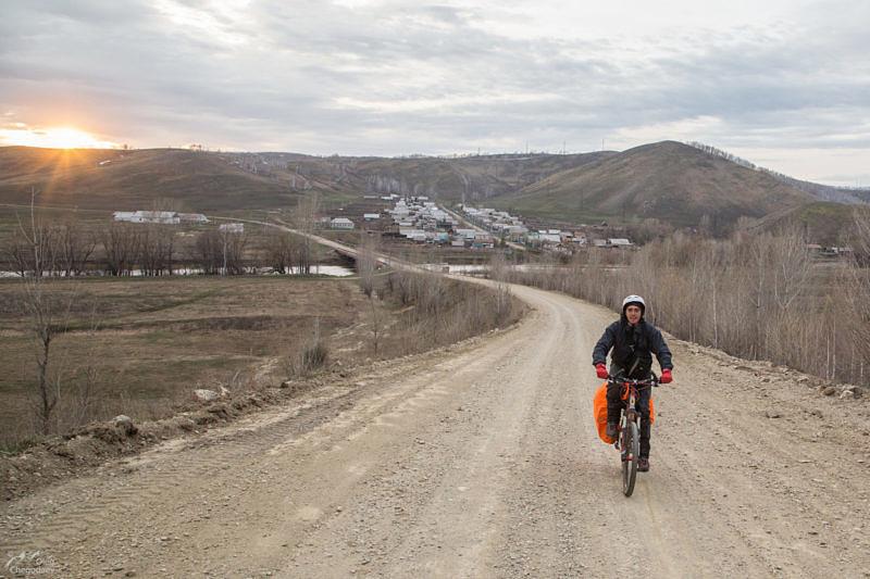Деревня Акназарово