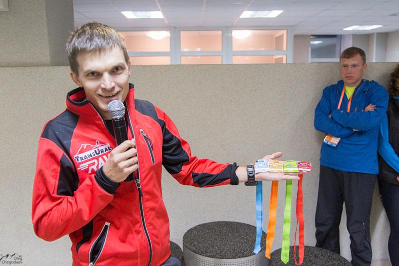 ТрансУрал2015 Антон Жиганов, создатель и директор гонки