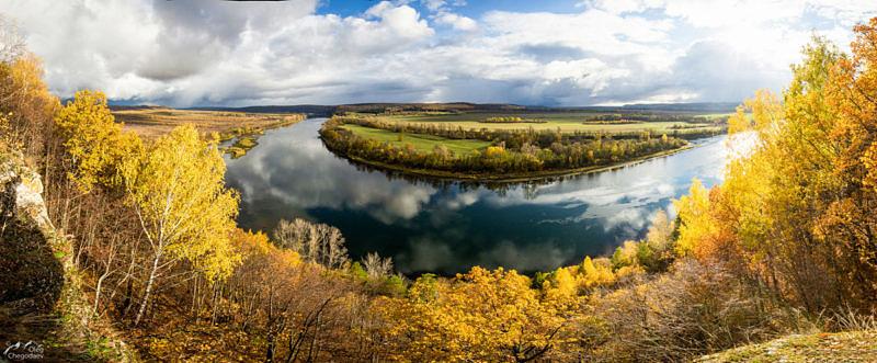 Караидель (Уфа) - черная река