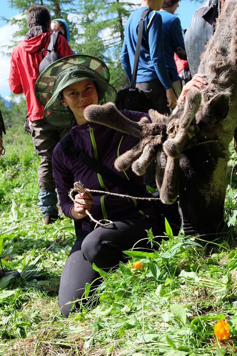 Анна Ларионова. Экспедиция к тувинцам-тоджинцам