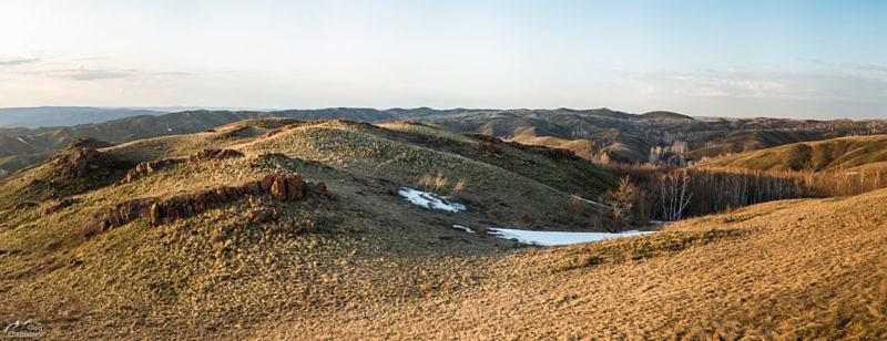Саринское плато. Южная оконечность Урала