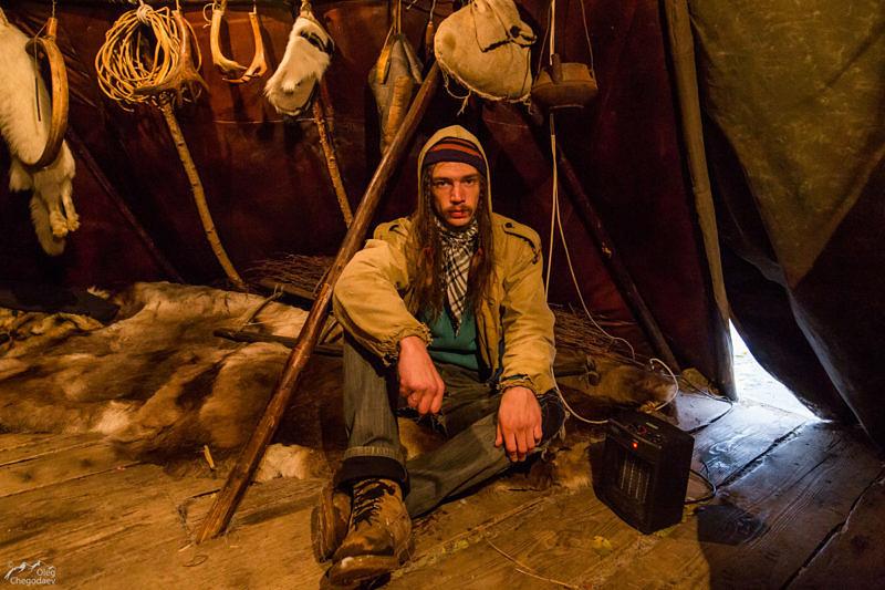 Станислав, работник Музея кочевой культуры