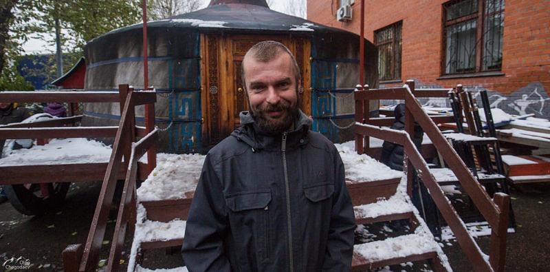 Константин Куксин создатель музея кочевой культуры