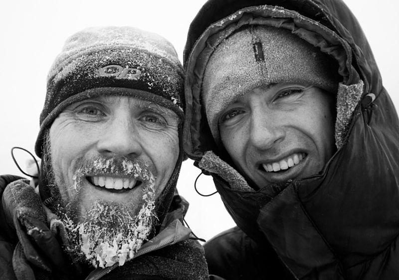Фотограф, путешественник и пльпинист Максим Никонов и я