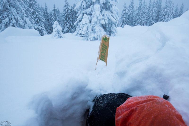 Вот, что я не люблю в деревянных лыжах