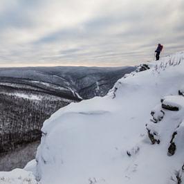Есть ли skitour на Южном Урале?