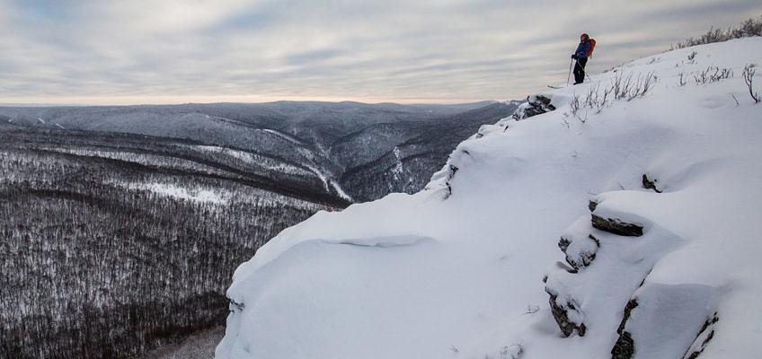 Скитур на Южном Урале