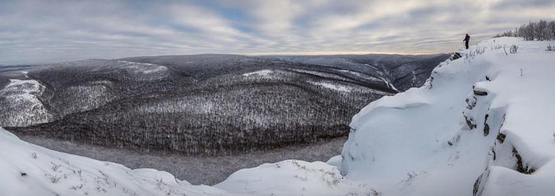 Панорама Южного Урала