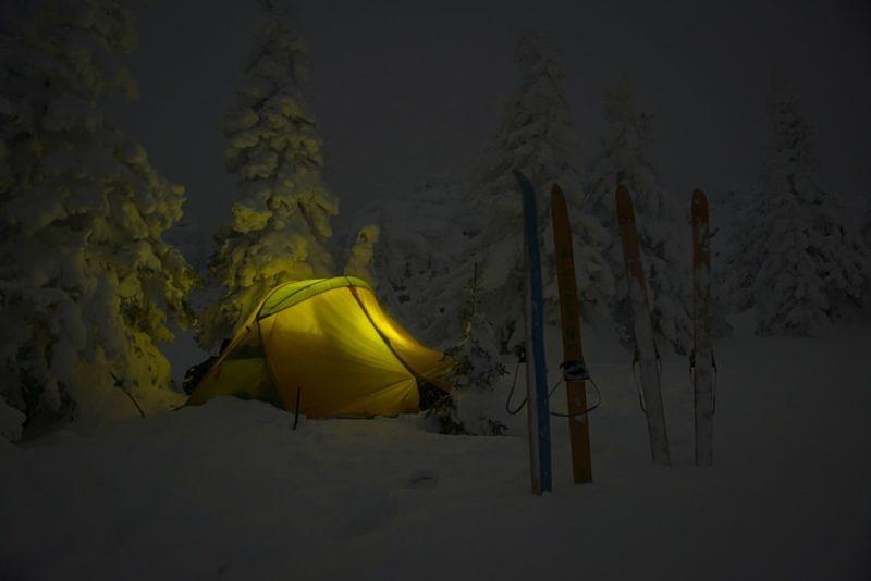 Долгая зимняя ночь
