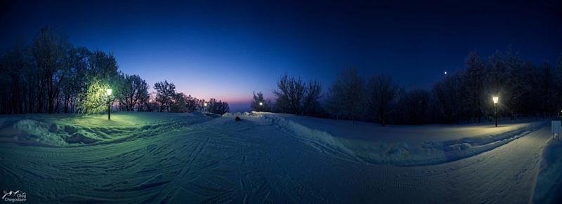 Лысая гора Уфа