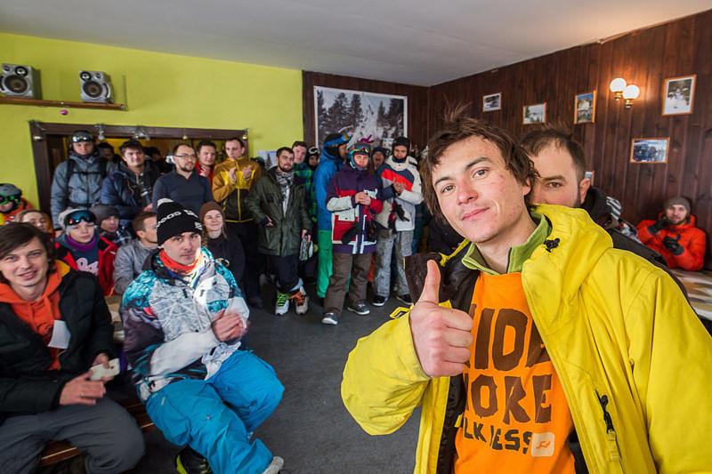 Организаторы Freeride Ural Cup 2017