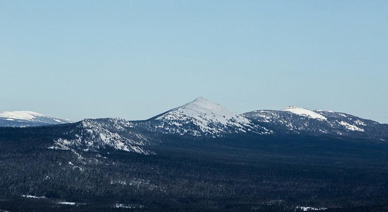 гора Колокольня, хребет Кумардак