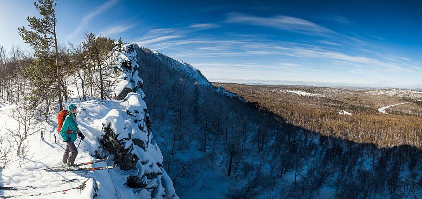 Гора Курташтау +1 в копилку тысячников Южного Урала