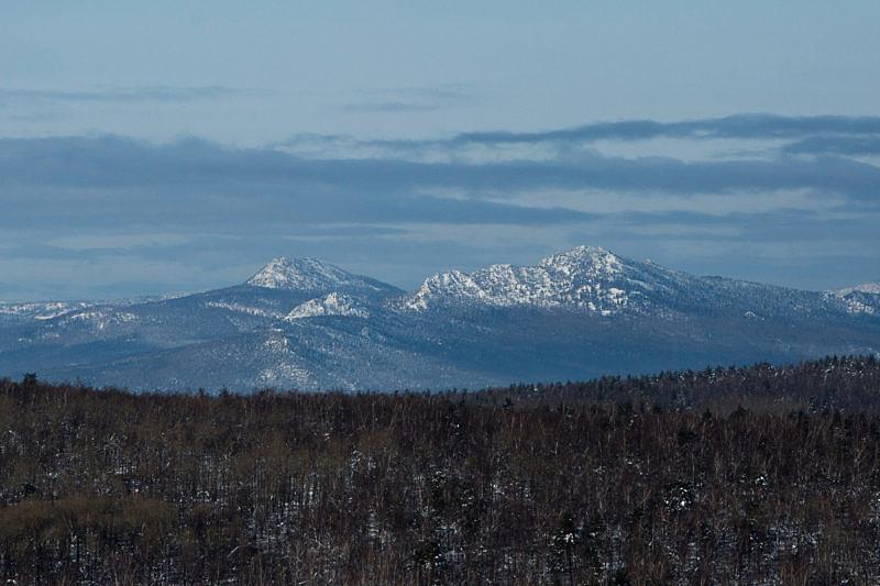 Горы Малинова, Кирель с вершины