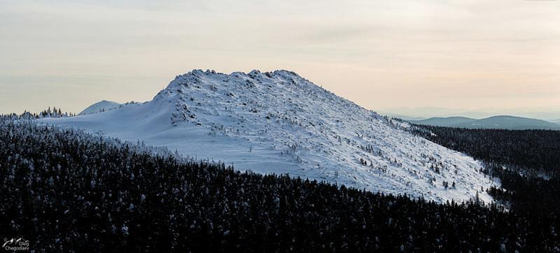 Хребет большой Таганай