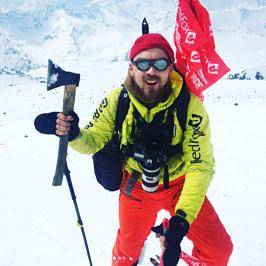 Записки высотного фотографа Red Fox Elbrus race 2017
