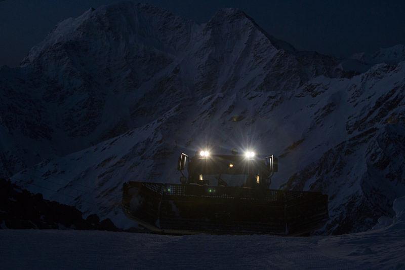 ночной ратрак