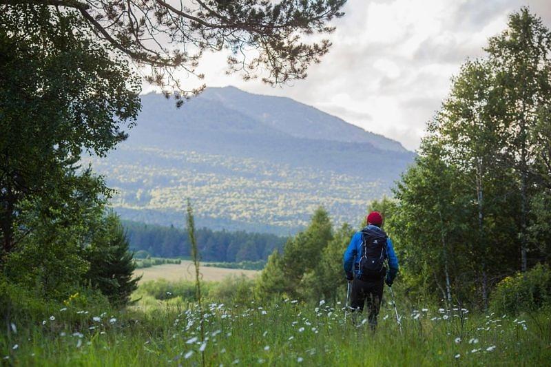 Гора Ялангас