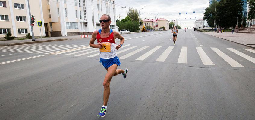 Уфимский международный марафон 2017 сквозь призму фотоаппарата