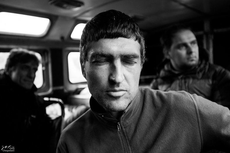 Сергей Замоздра - капитан Спок