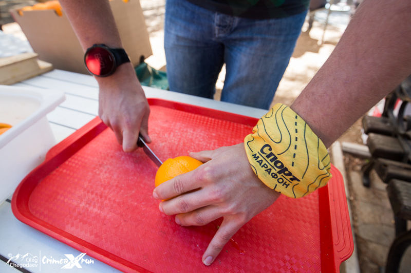 Знаменитые апельсины Спорт-Марафон