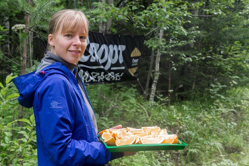 Магазин Спорт Марафон в лесах Среднего Урала