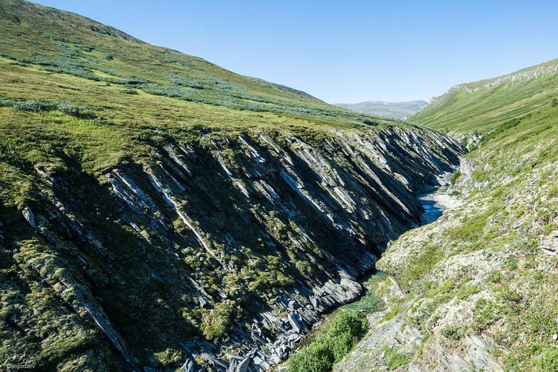 Каньон реки Сюрасьрузь