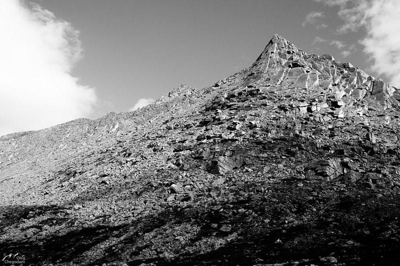 Гора Старик Из