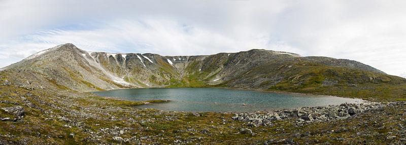 Озеро Грубепендиты