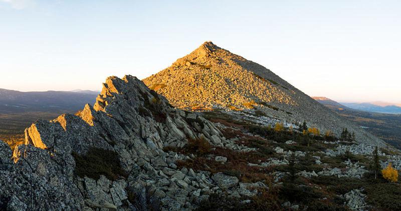 Гора Колокольня, хр. Машак