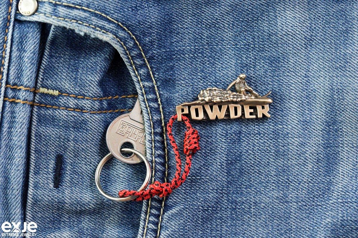 брелок Powder board