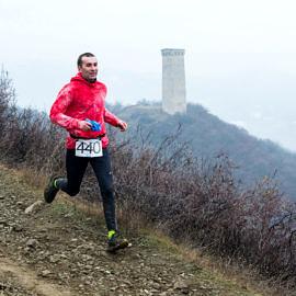 Первый горный полумарафон в Тбилиси