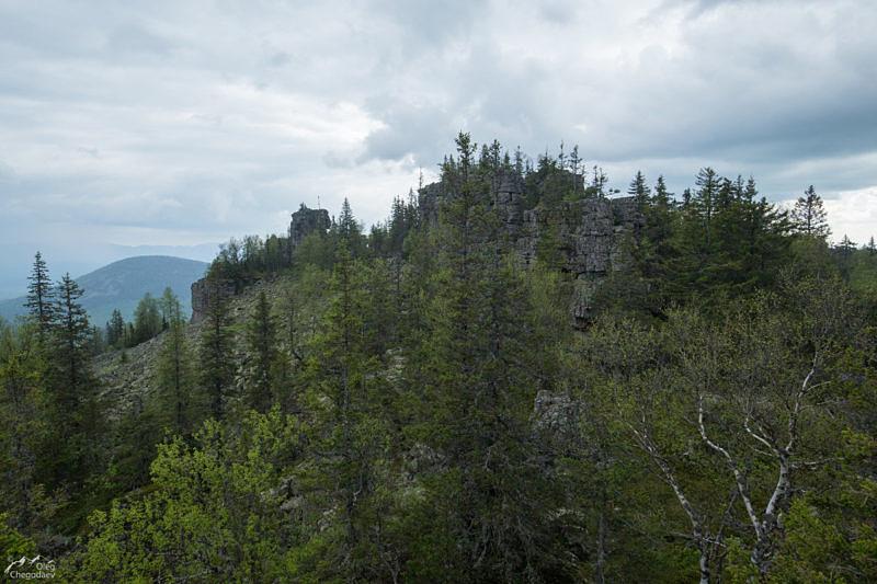 Гора Глинка